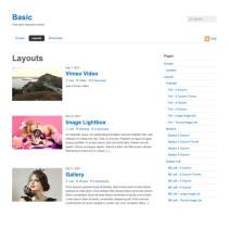 Basic by Elegantthemes