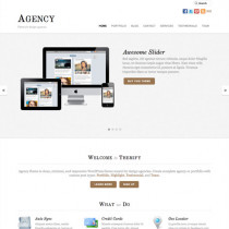 Agency by Themify