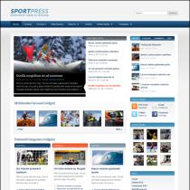 SportPress by WPzoom