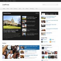 LitePress by WPzoom
