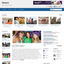 Newsy by Themify