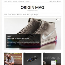 OriginMag by WPZoom