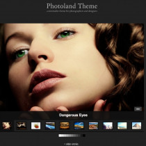 Photoland by WPzoom