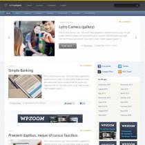 TechCompass by WPzoom