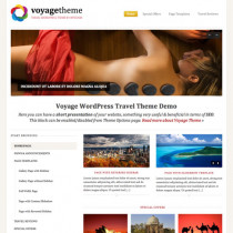 Voyage by WPzoom