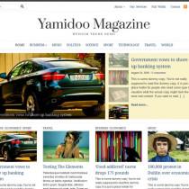 Yamidoo Magazine by WPZoom