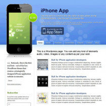 iPhone by Templatic