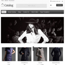 Catalog by Templatic