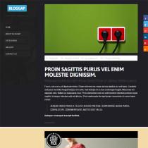 Bloggap by ThemesKingdom