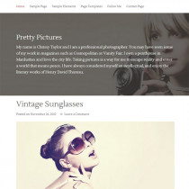 Pretty Pictures by StudioPress