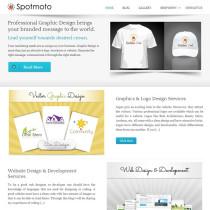 SpotMoto by InkThemes