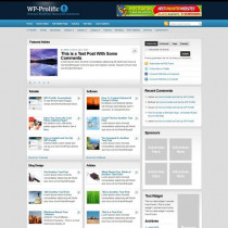 WP-Prolific by Solostream