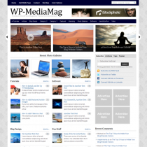 WP-MediaMag by SoloStream