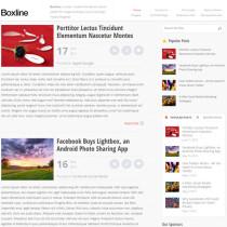 Boxline By MyThemeShop