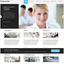 Executive by StudioPress