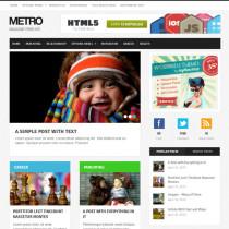 Metro by MyThemeShop