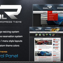 Radial by Themeforest