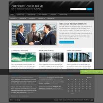 Corporate by StudioPress