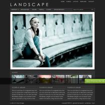 Landscape By StudioPress