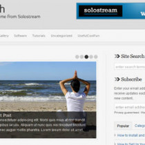 WP Launch by SoloStream