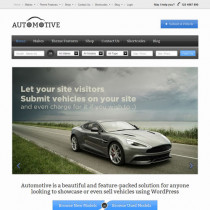 Automotive by Templatic
