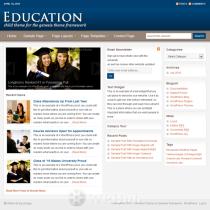 Education by StudioPress
