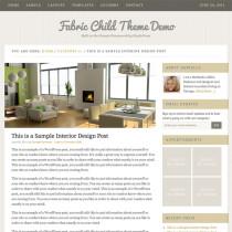Fabric by StudioPress