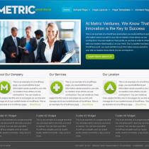 Metric  by StudioPress
