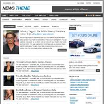 News by StudioPress