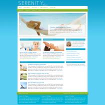 Serenity By StudioPress