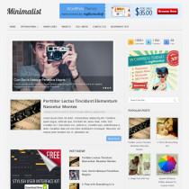 Minimalist By MyThemeShop