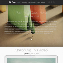 Fable by ElegantThemes