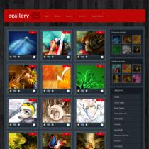 eGallery by ElegantThemes