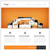 Foxy by Elegant Themes