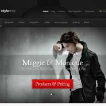 StyleShop by Elegant Themes