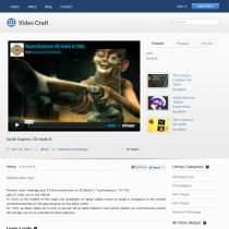 VideoCraft by InkThemes