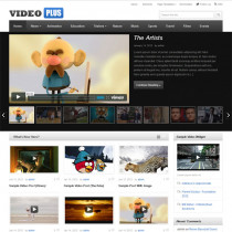 VideoPlus by Theme Junkie