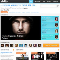 Vidio by Colorlabs