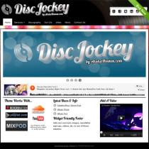 Disc Jockey by Aloha Themes