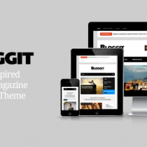 Bloggit by Themeforest
