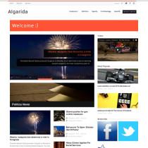 Algarida by Themeforest