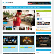 Blogster by Themeforest