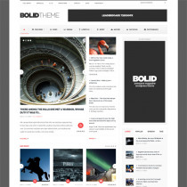 Bolid by Themeforest