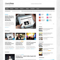 ClassicPress by Themeforest