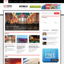 Hotnews by Mythemeshop