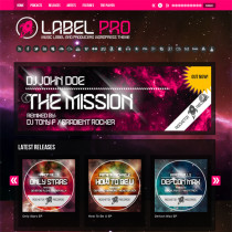 LabelPro by themeforest