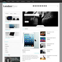 Londonpress by themeforest