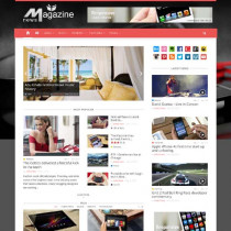Magazinly by Themeforest