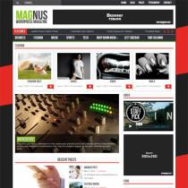 Magnus by Mojothemes