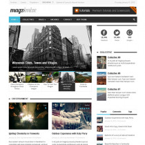 Magzimize by Themeforest